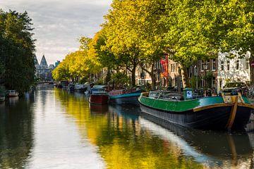 Amsterdam - Lijnbaansgracht sur Thomas van Galen