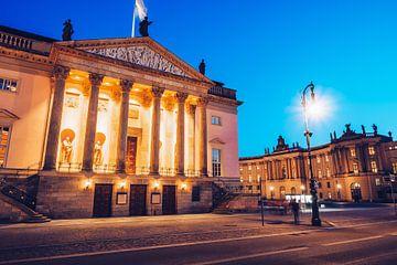 Berlin State Opera sur Alexander Voss