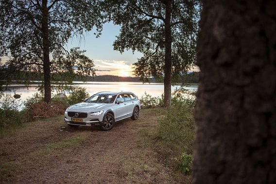 Volvo V90 Cross Country van Sytse Dijkstra
