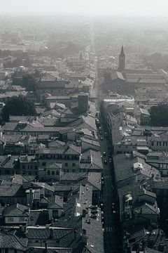 Bologna in zwart wit sur Merel Tuk