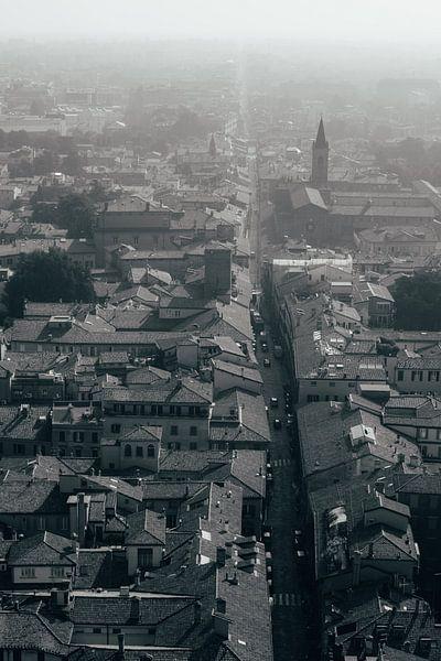 Bologna in zwart wit van Merel Tuk