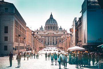 Vaticaanstad van Leon Weggelaar