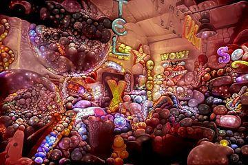 Neon Candy van Rein Bijlsma