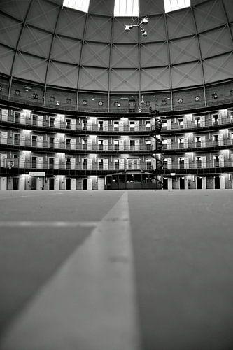 Gevangenis / Huis van bewaring de Koepel te Haarlem van