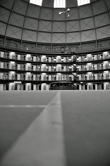 Jail no longer in use,  de Koepel in Haarlem