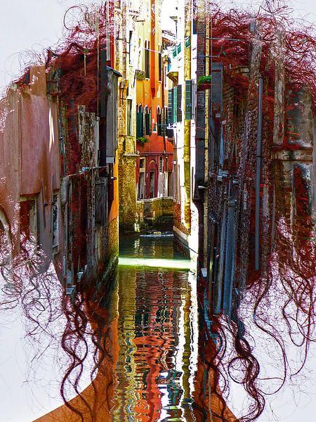 Thinking of Venice van Gabi Hampe
