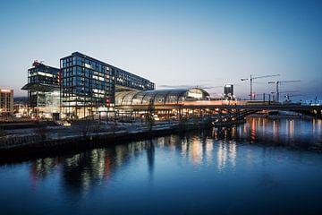 Berlin – Hauptbahnhof van Alexander Voss