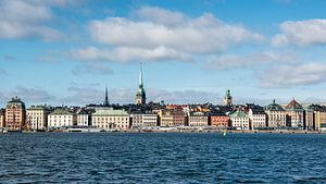 Stockholm, Gamla Stan van