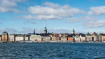 Stockholm, Gamla Stan van Hans van Wijk
