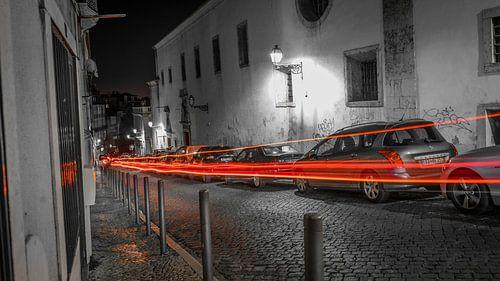 Street lights van