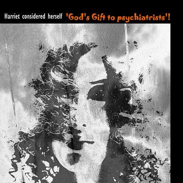 God's Gift to Psychiatrists! van MoArt (Maurice Heuts)