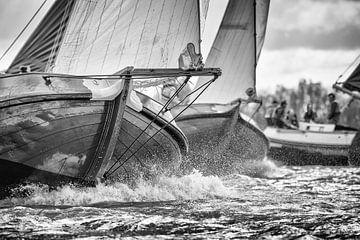 Door de golven van André van der Meulen