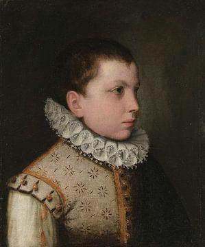 Der Junge der Gonzaga-Dynastie, Sofonisba Anguissola.