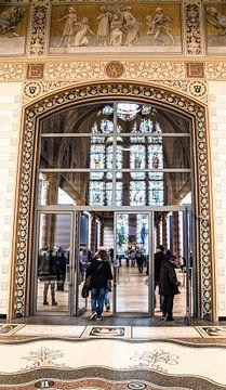 Das Rijksmuseum, das Gebäude ist bereits ein Erlebnis! von Annelies Martinot