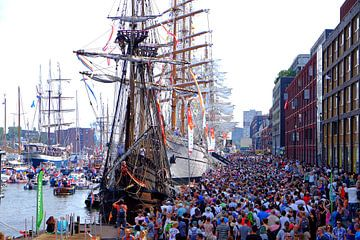 Sail Amsterdam 2015 von Andre Bolle
