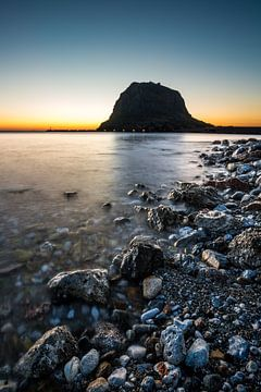 Monemvasia | Landschaft in Griechenland (Peloponnesos) von Ektor Tsolodimos