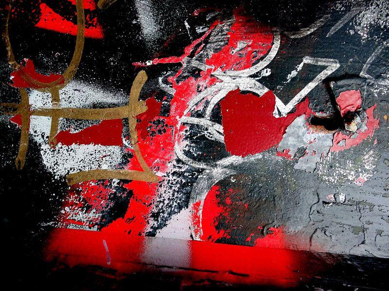 Urban Abstract 333 van MoArt (Maurice Heuts)