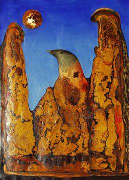 VU 178 Bergvogel van