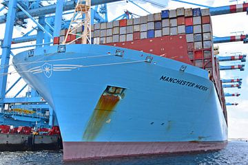 Porte-conteneurs Manchester Maersk