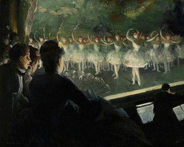 Das weiße Ballett, Everett Shinn