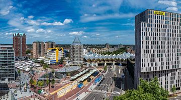 Station Blaak Rotterdam van Midi010 Fotografie