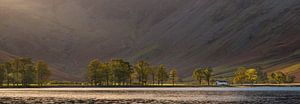Zonsopkomst Buttermere, Lake District