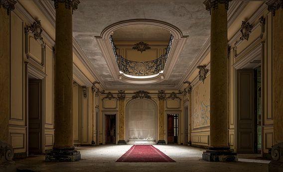 Verlaten kasteel von Maarten Deckers