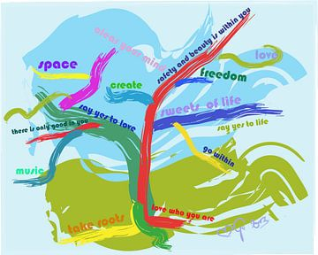 ADHD Tree van Go van Kampen