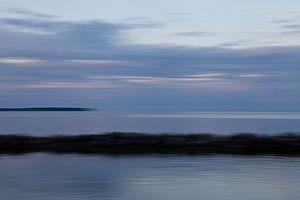 Verstild zeelandschap 5 van