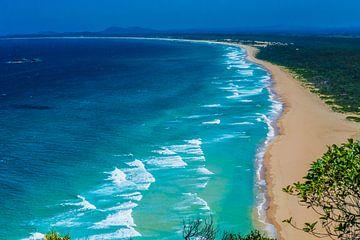 Strand in Austrlaie van Ivo de Rooij