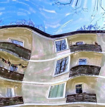 Habitats déformés sur Frank Heinz