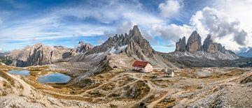 Drei Zinnen Südtirol von Achim Thomae