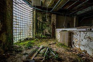 De groene kamer. von Demian Otten