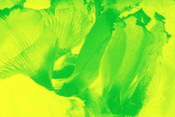 cyclamen in het groen van Marc Heiligenstein