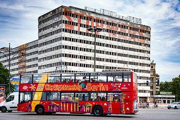 Haus der Statistik Alexanderplatz Berlin von Evert Jan Luchies