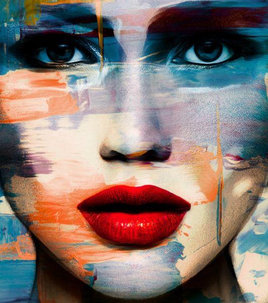Just Face Abstrakt Game von Felix von Altersheim