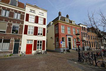 Nieuwegracht in Utrecht ter hoogte van Schalkwijkstraat von In Utrecht