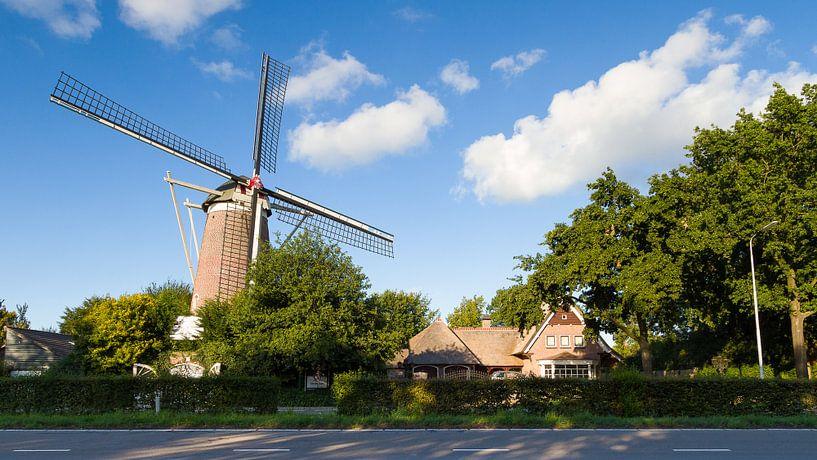Molen Annemie, Eindhoven sur Joep de Groot