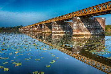 Die Moerputtenbrücke, von Paul van Baardwijk