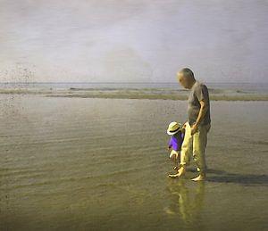 De eerste Strandwandeling van