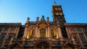 Rome, italie, kerk