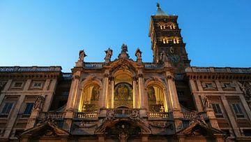 Rome, italie, kerk von ferdy visser