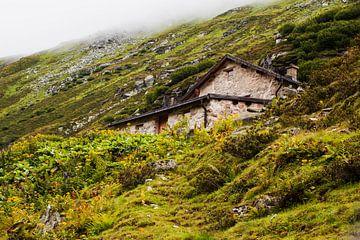 Berghütte von Fernand Reiter