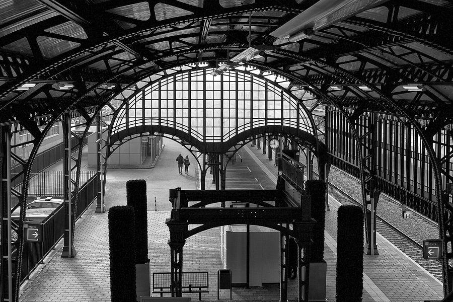 Samen op Station Den Bosch von Reinier van de Pol
