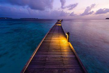 Maldives sur Denis Feiner