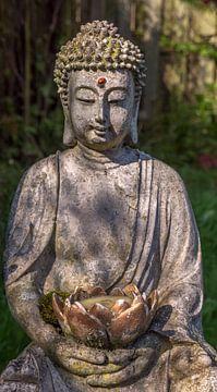 Bouddha thaïlandais sur
