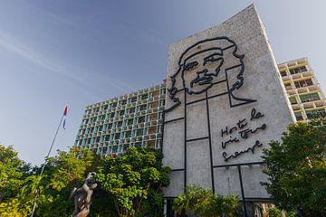 Che Guevara, Plaza de la Revolucion, Havana