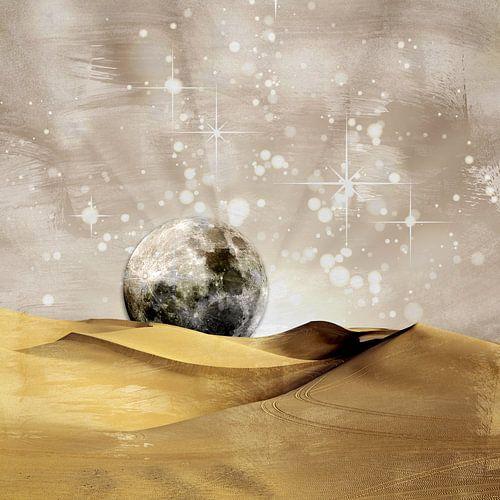 MAGIC MOON DESERT van Pia Schneider