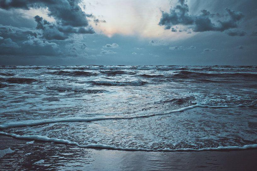 Aan de kust                                                 van Niek van den Berg