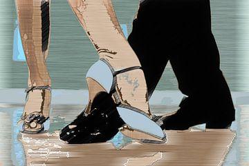Dancefloor van Miriam Duda